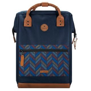 """copy of Cabaïa Large New York Backpack 15"""" Grey"""