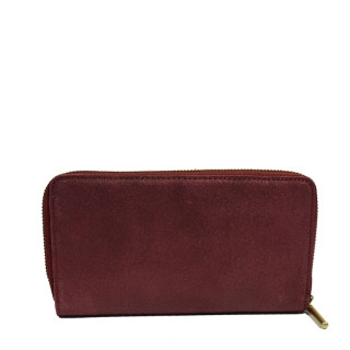 Mila Louise RE GM grand Portefeuille Rouge