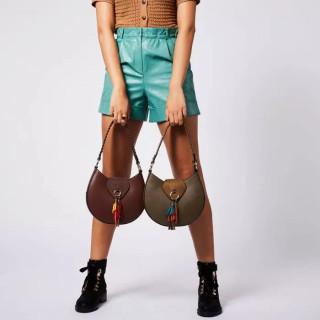 copy of Lollipops Hoze Bag Hobo Orange-Golden Basket