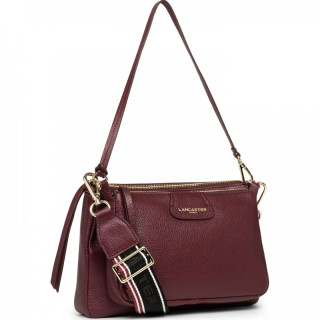 Lancaster Dune Bag Pocket Double 529-57 Purple
