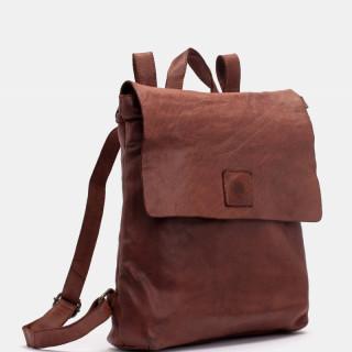 Biba Boston Bag A Dos BT9 Cuero