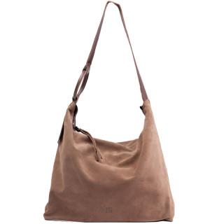 Biba Relovell Taupe Shoulder Bag