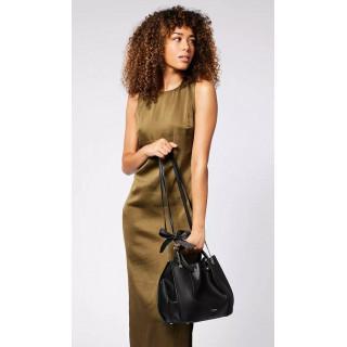 copy of Lollipops Gemma Bag Shopping Forms Golden Black Bucket