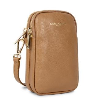 Lancaster Dune Smartphone Pocket Leather 129-28 Camel
