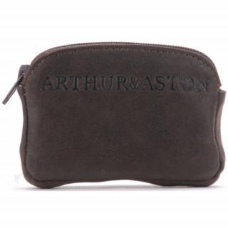 Arthur et Aston Destroy Porte Monnaie Chataigne