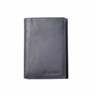 Arthur et Aston Casual Portefeuille 94-805 Noir