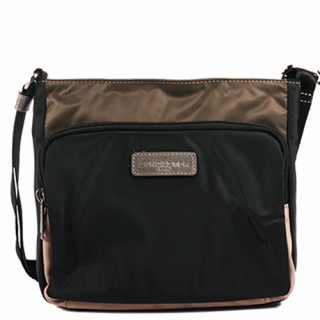 Lancaster Basic Sport Sac Porté Travers 514-25 Noir Multi