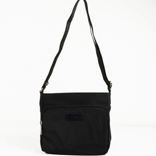Lancaster Basic Sport Sac Porté Travers 514-25 Noir  face
