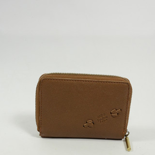 Mila Louise Roma Wallet Leather Back to Camel