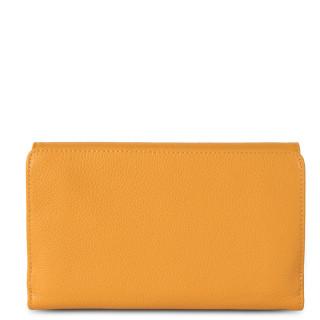 Lancaster Foulonne Double Wallet Companion 170-22 Safran