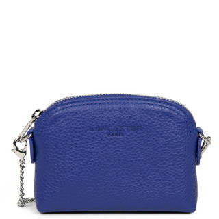 Lancaster Foulonne Double Wallet Currency 170-28 Electric Blue