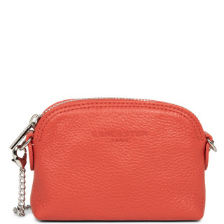 Lancaster Foulonne Double Wallet Currency 170-28 Blush