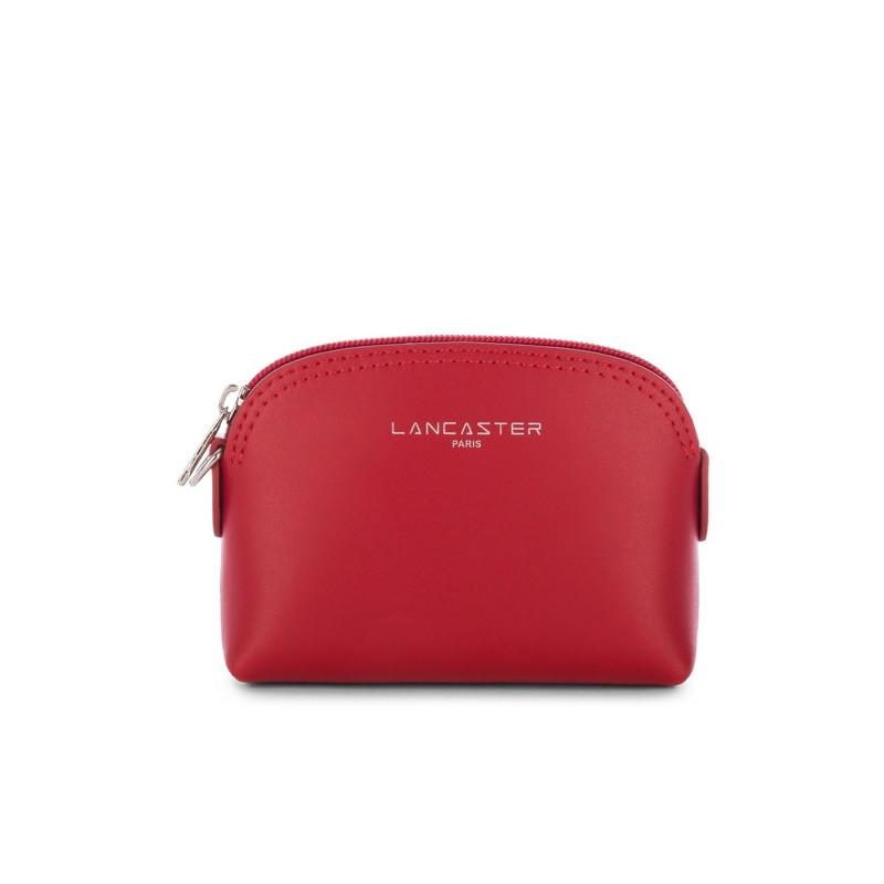 Lancaster Constance Porte Monnaie 137-01 Rouge