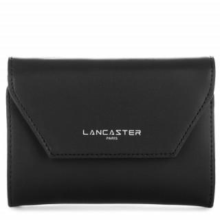 Lancaster Constance Portefeuille Dos à Dos 137-02 Noir
