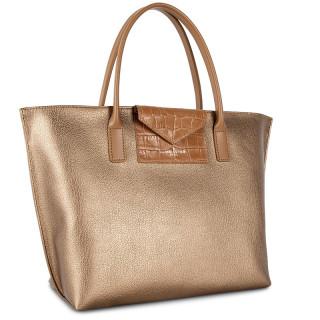 Lancaster Maya Bag Cabas 517-18 Cuivre Noisette Camel