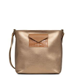 Lancaster Maya Crossbody Bag 517-49 Cuivre Noisette Camel