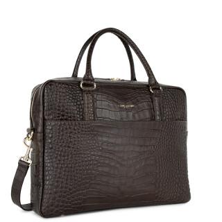 Lancaster Mademoiselle Bag Wears Womens Documents at 1 Bay 573-76 Marron Mat...