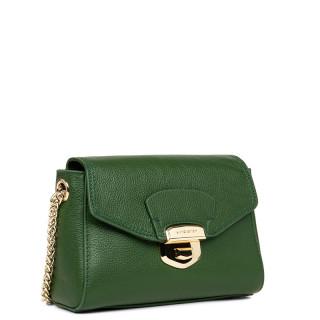 Lancaster Foulonne Milano Crossbody Bag 547-44 Vert Pin