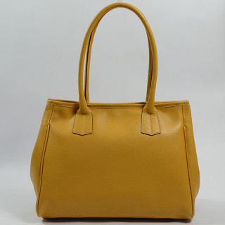 Berthille Elisa Sac Shopping Graine Golden