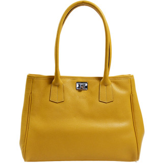 Berthille Elisa Bag Shopping Seed Golden