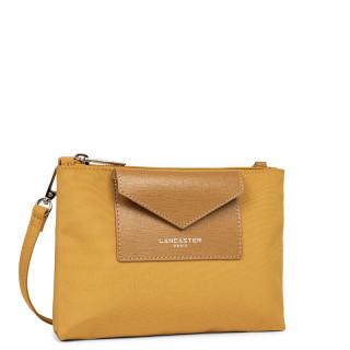 Lancaster Smart Kba Petit Crossbody Bag 516-26 Moutarde