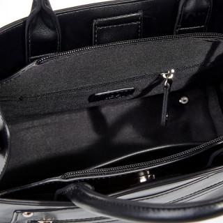 copy of LPB Les P'tites Bombes Black Python Handbag
