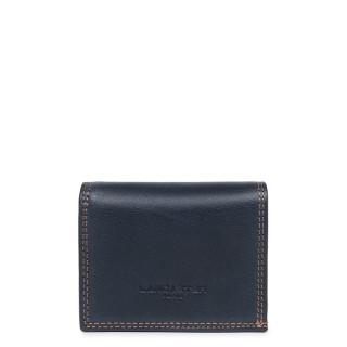 Lancaster Soft Vintage Men's Wallet 120-10 Camel Black