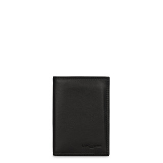Lancaster Soft Vintage Homme Portefeuille 120-13 Noir