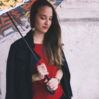 Umbrella Piganiol Old School