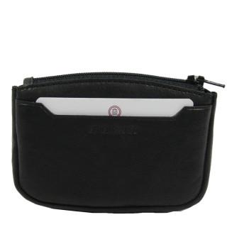 Serge Blanco ANCHORAGE Wallet ANC21071 Black