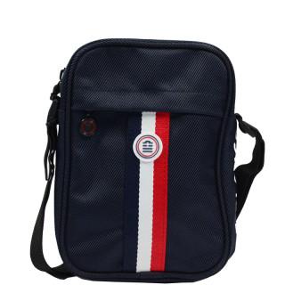 Serge Blanco BWR Navy Sport Shoulder Pocket