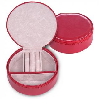 Sacher Boîte à Bijoux Betsy Rouge