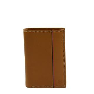 Serge Blanco Vancouver Wallet 3 Volets VAN21019 Cognac