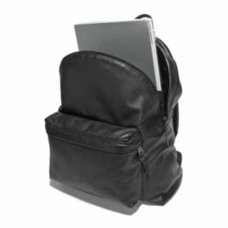 Eastpak Padded Pak'R 762 Sac à Dos Black Leather pc