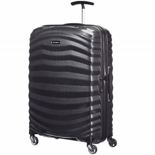 Samsonite Lite-Shock Spinner 69cm Valise Trolley 4 roues Black