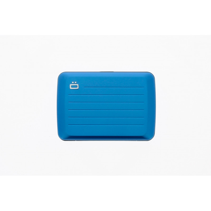 Ogon Stockholm V2 Porte Cartes Bleu