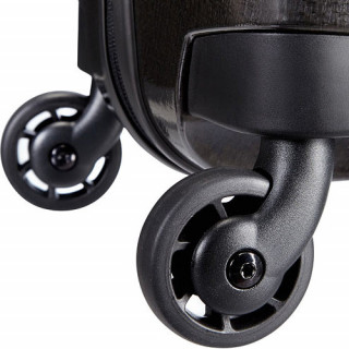 Samsonite Chronolite Spinner 69cm Valise Trolley 4 Roues Noir