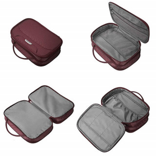 Samsonite New Spark Trousse de toilette Red interieur