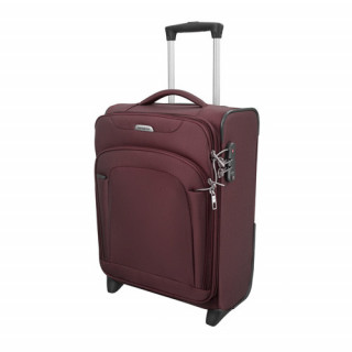 Samsonite New Spark Upright 50cm Valise Trolley Cabine 2 Roues rouge