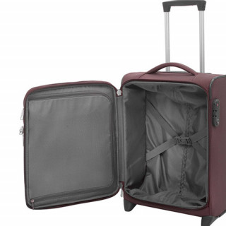 Samsonite New Spark Upright 50cm Valise Trolley Cabine 2 Roues red