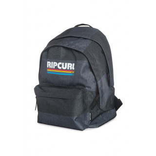 Rip Curl Modern Retro Sac à Dos Double Dome Grey