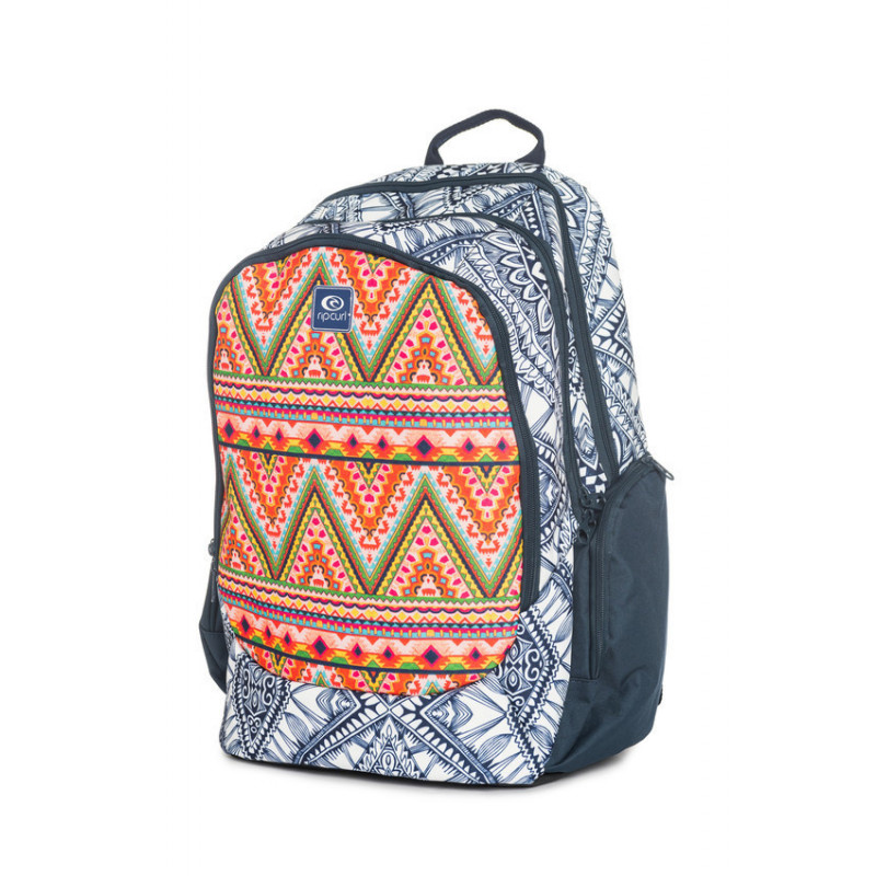 RIP CURL Mayan Sun Sac à dos Triple Compartiment Trischool Multico