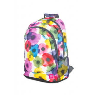 Rip Curl Flower Mix Proschool Sac à dos Double Backpack White