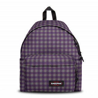 Eastpak Padded Sac à Dos Pack'R Checksange Purple