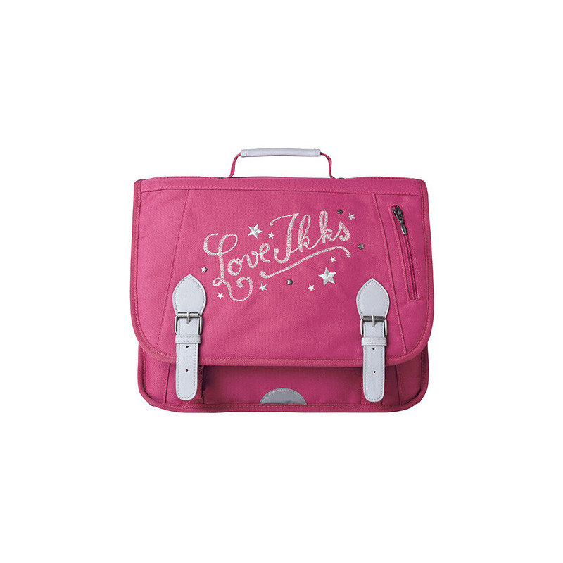 IKKS Love Cartable 38cm Rose