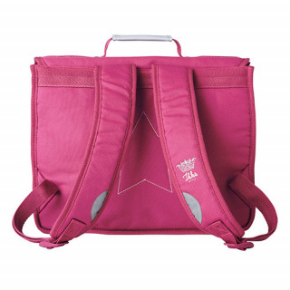 IKKS Love Cartable 38cm Rose DOS