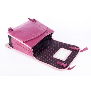 IKKS London Cartable 41cm Violet 10