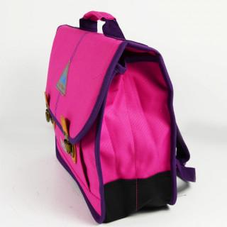 Poids Plume Cartable 35cm Color Pink