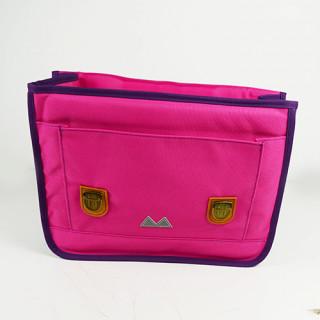 Poids Plume Cartable 35cm Color Pink poche