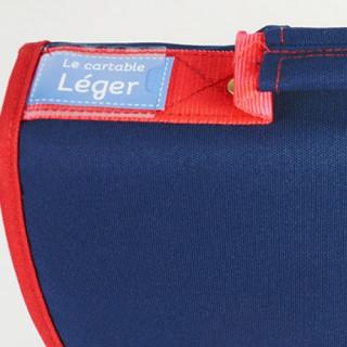 Poids Plume Cartable 38cm Classic Blue etiquette